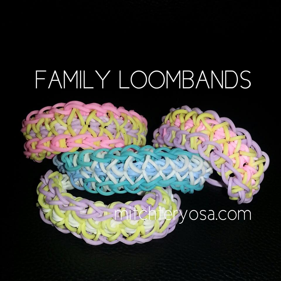 Family Loombands