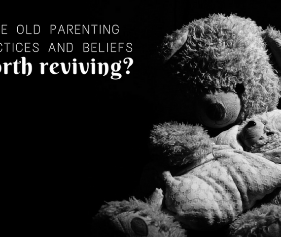 Are Old Parenting Filipino Practices and Beliefs Worth Reviving?