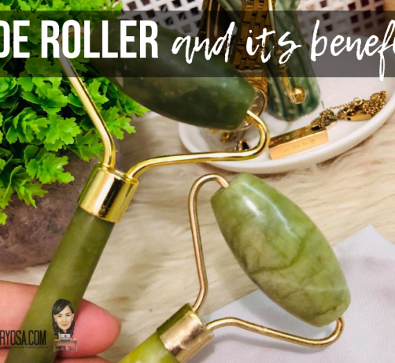 Jade Roller + Vitamin E Moisturizing Cream, And Their Benefits