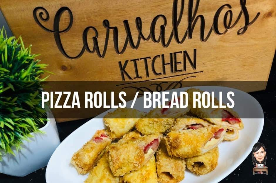Pizza Bread Rolls Perfect For School Baon Your Digital Mom Next Door