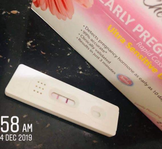 Pregnant at 43