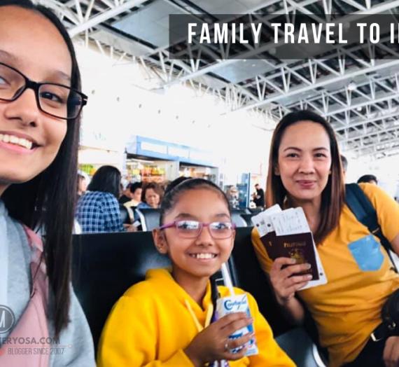 Family Trip to India 2019