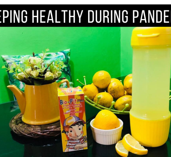 Keeping Healthy during Pandemic