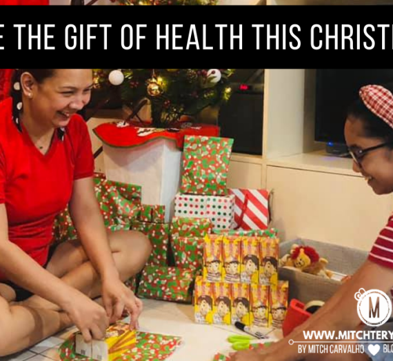 Give the gift of health this Christmas with Bio-Fit Plus!