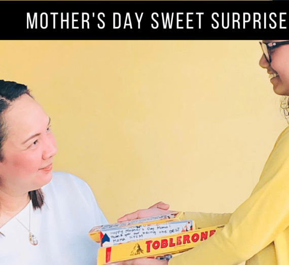Mother's Day Sweet Surprise