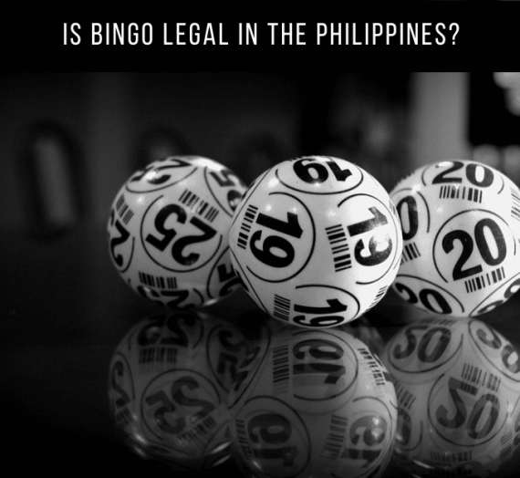 Is Bingo legal in the Philippines?