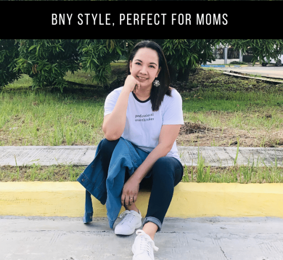 BNY Style, perfect for moms
